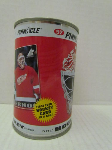 1997/98 Pinnacle Inside Hockey Can MIKE VERNON