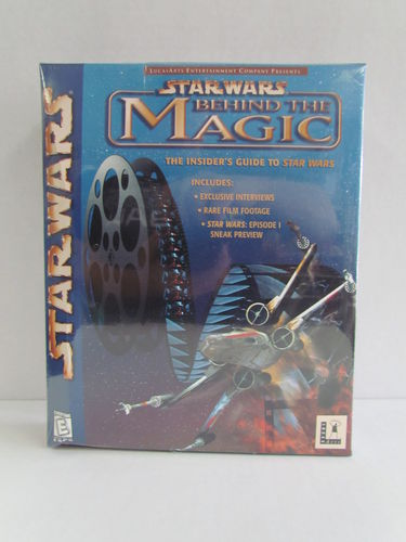 Star Wars Behind the Magic: The Insiders Guide to Star Wars