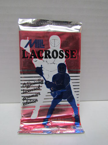1992/93 Mill Lacrosse Hobby Pack