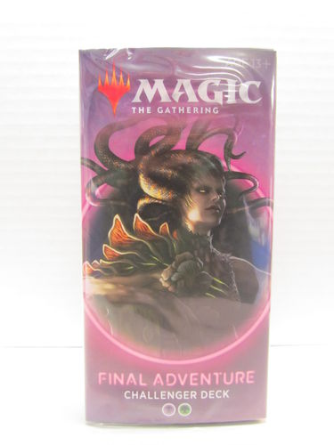 Magic the Gathering 2020 Challenger Deck FINAL ADVENTURE