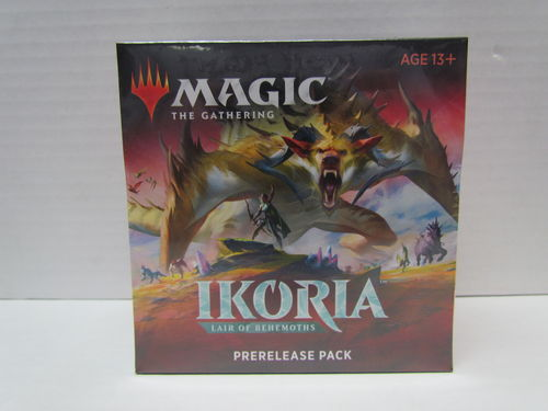 Magic the Gathering Ikoria: Lair of Behemoths Prerelease Pack