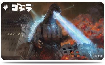 Magic the Gathering Playmat Ikoria GODZILLA KING OF THE MONSTERS