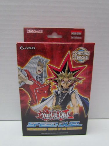 YuGiOh Speed Duel Starter Decks Match of the Millennium