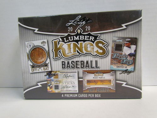 2020 Leaf Lumber Kings Baseball Hobby Box