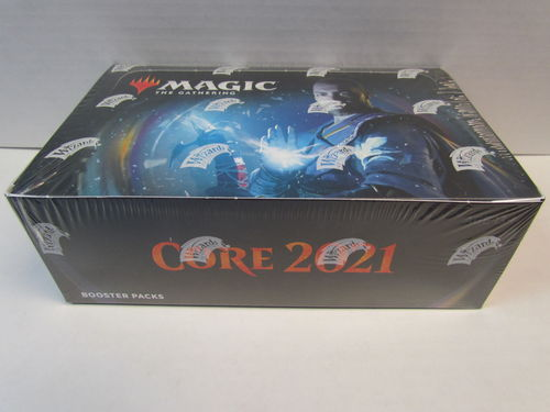 Magic the Gathering 2021 Core Set Booster Box