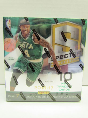 2016/17 Panini Spectra Basketball Hobby Box