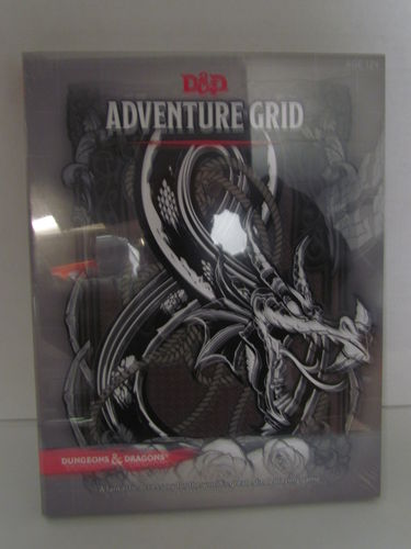 Dungeons & Dragons 5E: Adventure Grid