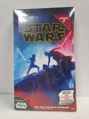 Topps Star Wars The Rise of Skywalker Series 2 Hobby Box