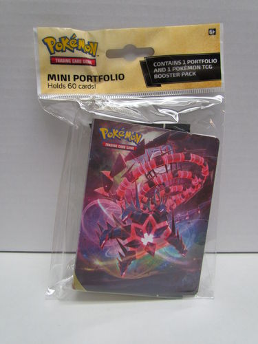 Pokemon Sword & Shield Darkness Ablaze Collector's Album with Pack