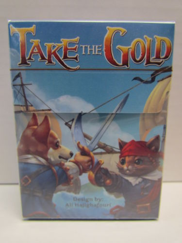 Card Lord Game TAKE THE GOLD