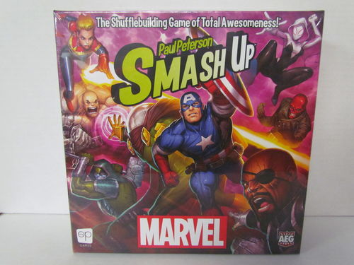 Smash Up: Marvel Game